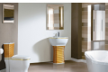 Middle East Luxury Bathroom Suite TB353 Golden